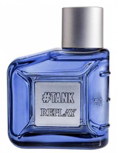 TESTER REPLAY TANK FOR HIM EDT 100ML CON TAPPO