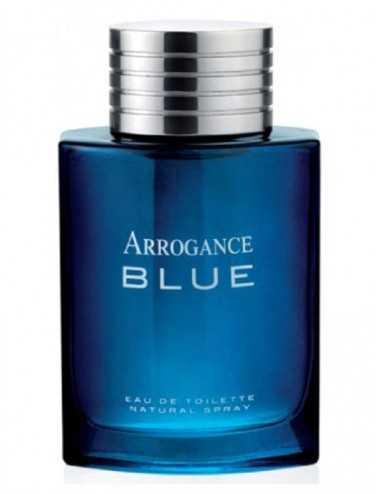 Tester Arrogance Blue Edt 100Ml No Tappo