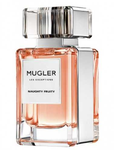 TESTER THIERRY MUGLER LES EXCEPTIONS NAUGHTY FRUITY EDP 80ML CON TAPPO