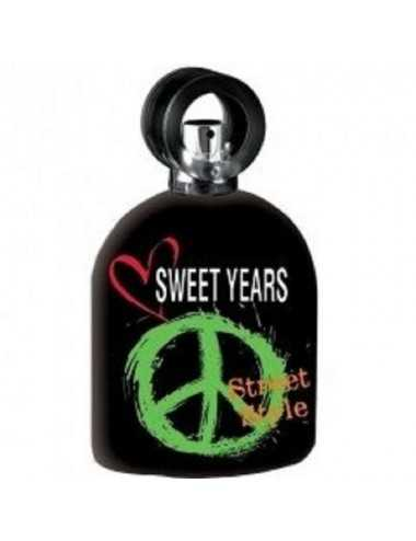 TESTER SWEET YEARS STREET STYLE EDT 100ML NO TAPPO