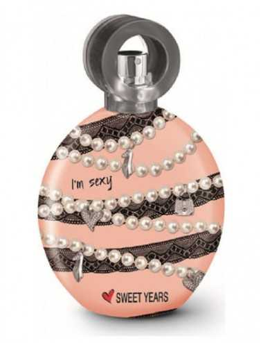TESTER SWEET YEARS I M SEXY EDT 100ML NO TAPPO