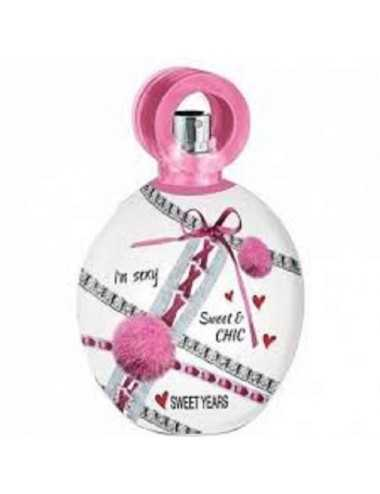 TESTER SWEET YEARS I M SEXY SWEET E CHIC EDT 100ML NO TAPPO
