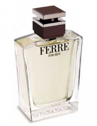 TESTER FERRE FOR MEN EDT 100ML NO TAPPO
