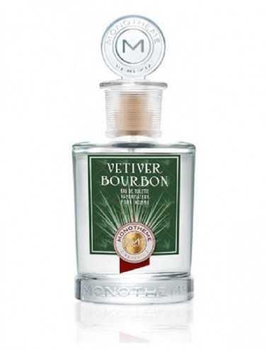 Tester Monotheme Vetiver Bourbon Pour Homme Edt 100Ml No Tappo