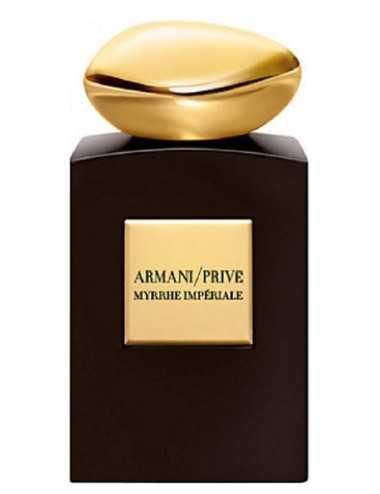 Tester Armani Prive Myrrhe Imperiale Edp Intense 100Ml Con Tappo