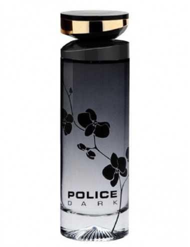 Tester Police Dark Femme Edt 100Ml No Tappo