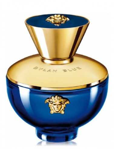 TESTER VERSACE DYLAN BLUE FEMME EDP 100ML CON TAPPO