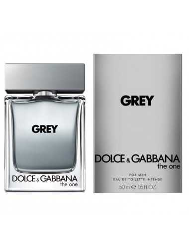 DOLCE E GABBANA THE ONE FOR MEN GREY EDT 50ML