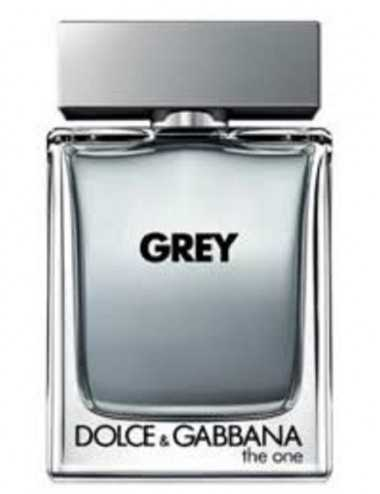 DOLCE E GABBANA THE ONE FOR MEN GREY EDT 100ML