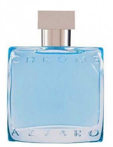 TESTER AZZARO CHROME EDT 100ML NO TAPPO