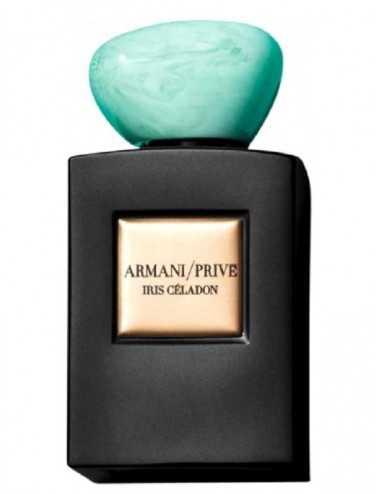 Tester Armani Prive Iris Celadon Edp 100Ml Con Tappo