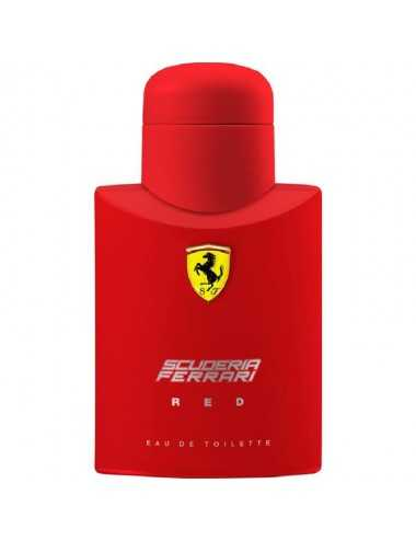 TESTER FERRARI SCUDERIA RED EDT 125ML NO TAPPO