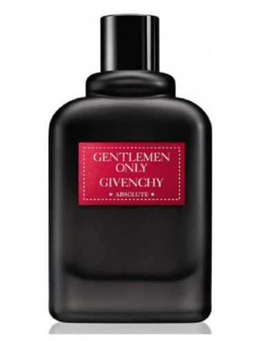 Tester Givenchy Gentleman Only Absolute Edp 100Ml Con Tappo