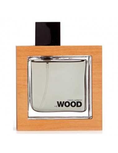 TESTER DSQUARED HE WOOD EDT 100ML NO TAPPO