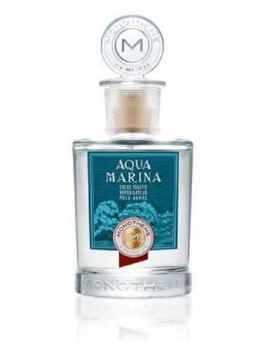 Tester Monotheme Aqua Marina Uomo Edt 100Ml No Tappo