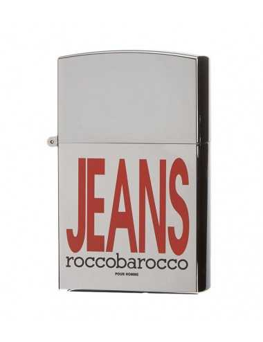 Tester Roccobarocco Jeans Pour Homme Edt 75Ml Con Tappo