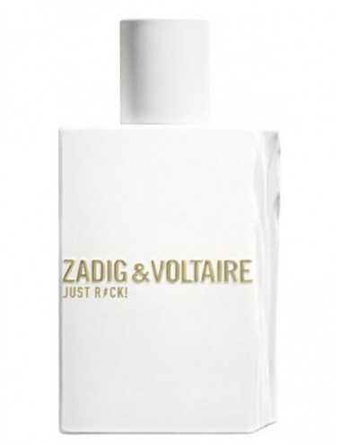 Tester Zadig & Voltaire Just Rock! For Her Edp 100Ml Con Tappo