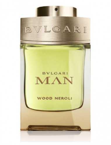 TESTER BULGARI MAN WOOD NEROLI EDP 100ML
