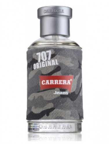 Tester Carrera Jeans Camouflage Edp 75 Ml No Tappo