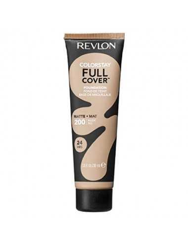 Revlon Colorstay Full Cover Foundationt Matte Nude 200
