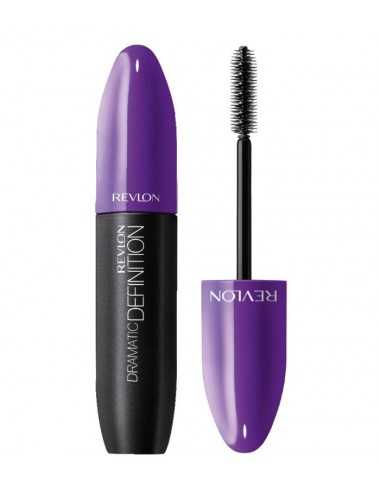 REVLON DRAMATIC DEFINITION MASCARA 201 BLACKEST BLACK