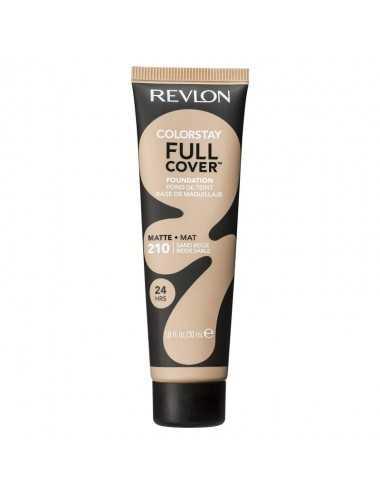 Revlon Colorstay Full Cover Foundationt Matte Sand Beige 210