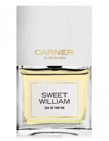 Tester Carner Barcelona Sweet William Edp 100Ml Con Tappo
