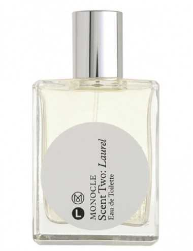 TESTER COMME DES GARCONSE SCENT TWO:LAUREL EDT 50ML CON TAPPO/S.SCATOL