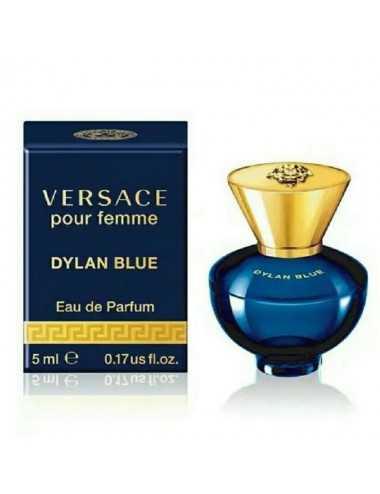 VERSACE MINIATURA DYLAN BLUE POUR FEMME 5 ML