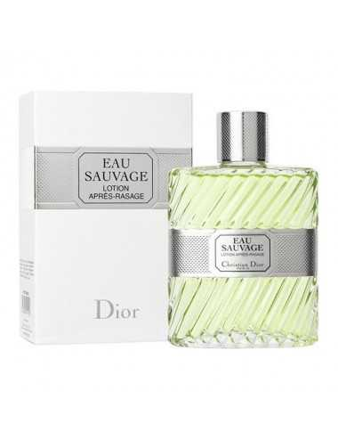 DIOR EAU SAUVAGE AFTER SHAVE LOTION 200ML