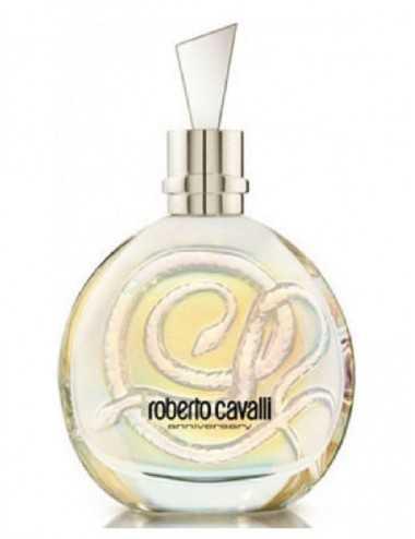 Tester Roberto Cavalli Serpentine Anniversary Edp 100Ml No Tappo