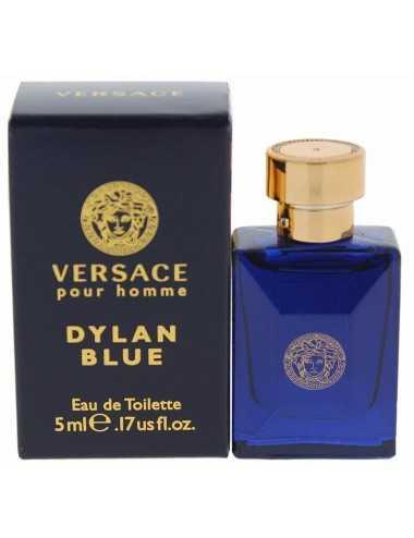 Versace Miniatura Dylan Blue Pour Homme Edt 5 Ml