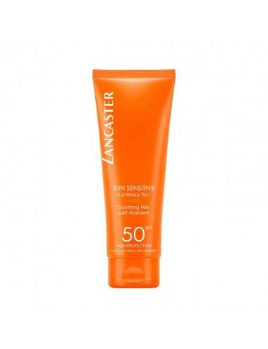LANCASTER SUN SENSITIVE LATTE LENITIVO SPF 50 125ML
