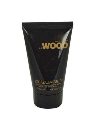 DSQUARED HE WOOD HAIR AND BODY WASH 100 ML