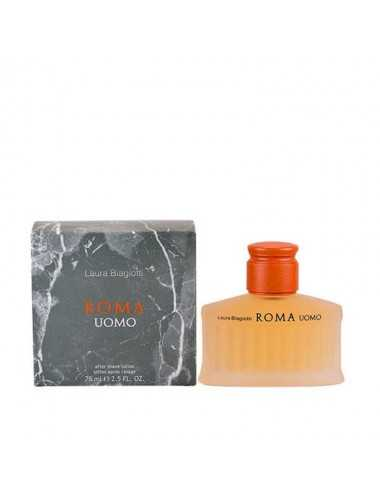 LAURA BIAGIOTTI ROMA UOMO AFTER SHAVE LOTION 75ML