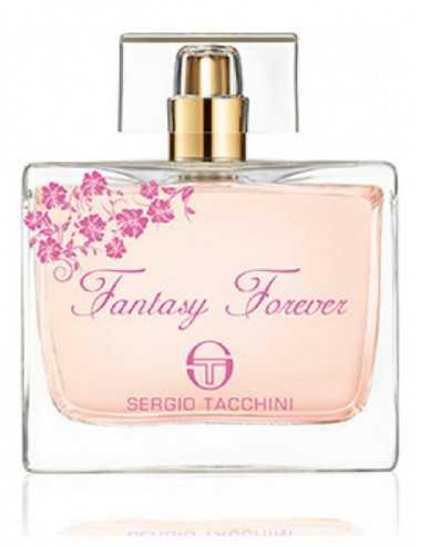 Tester Sergio Tacchini Fantasy Foreve Eau Romantique Edt 100Ml No Tap