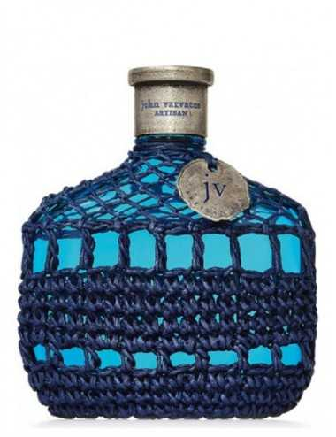 TESTER JOHN VARVATOS ARTISAN BLUE EDT 125ML NO TAPPO