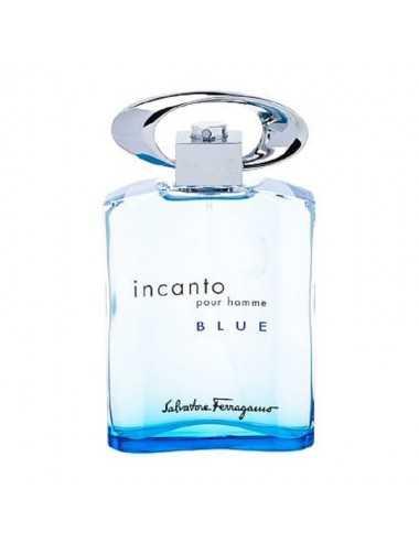 Salvatore Ferragamo Incanto Blue Pou Homme Edt 100Ml