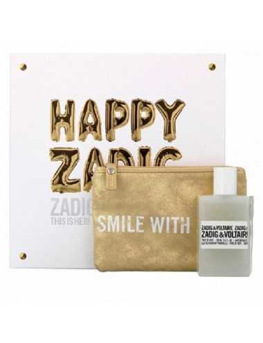 ZADIG & VOLTAIRE THIS IS HER! EDP 50ML + POCHETTE