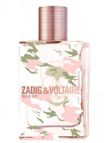 ZADIG & VOLTAIRE THIS IS HER! NO RULES EDP 50ML