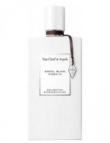 Tester Van Cleef Extraordinaire Santal Blanc Edp 75Ml Con Tappo