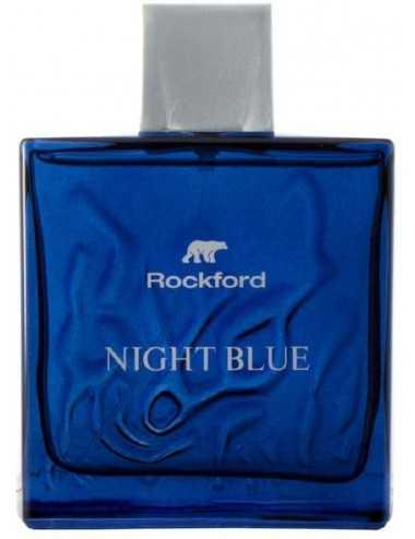 Tester Rockford Night Blue Edt 100Ml Con Tappo