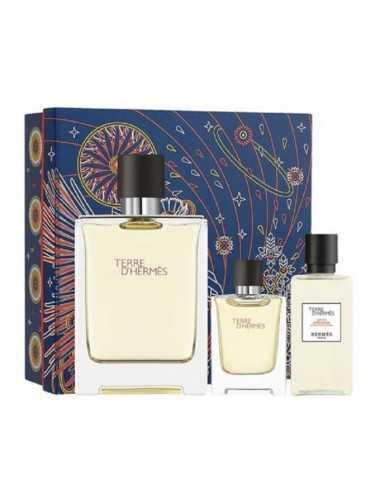 Hermes Terre D Hermes Coffret Parfum 75Ml+Edt 12,5Ml+After Shave 40Ml