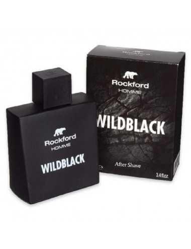 ROCKFORD WILD BLACK AFTER SHAVE 100ML