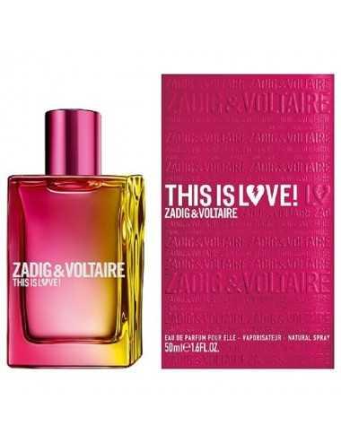 Zadig & Voltaire This Is Love! Pour Elle Edp 50Ml
