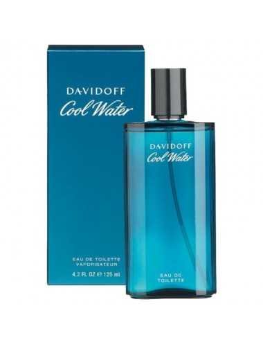 DAVIDOFF COOL WATER UOMO EDT 125ML