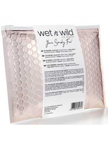 WET N WILD POCHETTE YOUR SMOKY FAV