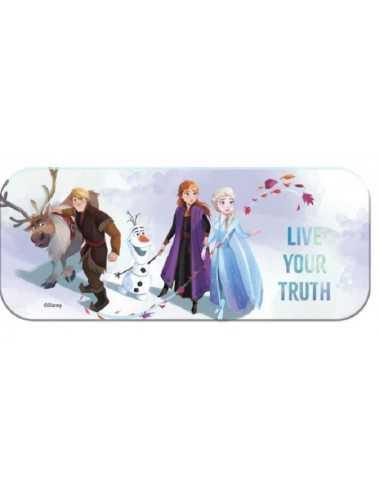 Disney Frozen Ii Trousse Trucco Astuccio Latta