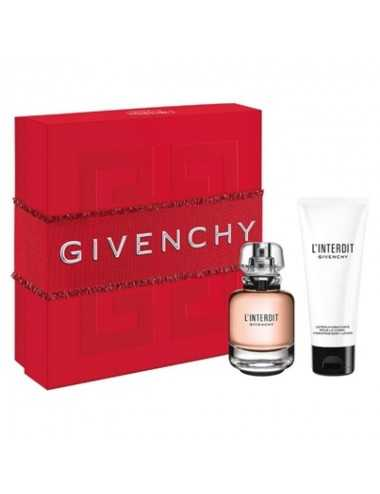 GIVENCHY L'INTERDIT COFFRET EDP 50ML + CREMA CORPO 75ML