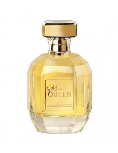Tester Roccobarocco Gold Queen Edp 100Ml Con Tappo